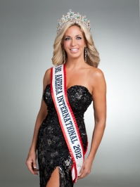 Ms. America International 2012